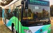 全国12个市县开通氢燃料电池车线路,累计投运的氢燃料电池车已突破250辆