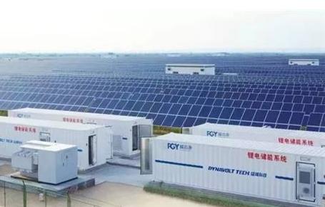 总容量500MWh锂电池储能电站项目签约落地福建莆田