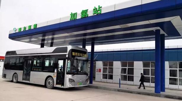 广东罗定加氢站投入商业化运营!每天可为100辆物流车提供加注服务!
