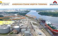 美国AEC专为中国建设千万吨级乙烷出口终端