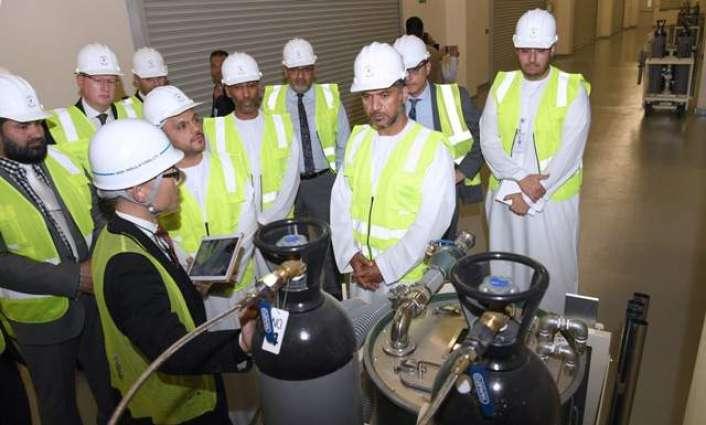 阿布扎比开设首个电网侧储能项目——世界上最大的虚拟电池厂