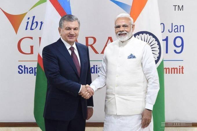 印度寻求在乌兹别克斯坦建立核动力反应堆铀战略储备