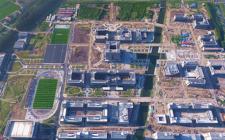 上海电力大学临港新校区综合能源服务示范项目正式投运