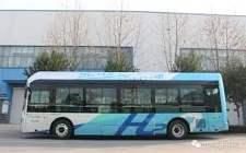 继张家口后,潍坊也购入30辆中通氢公交,下一个城市是谁?