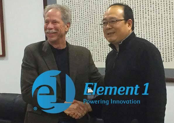 美国壹元素公司与中国广州Adamant公司签署S系列制氢技术许可协议