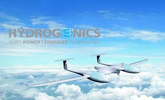 Hydrogenics获轻型飞机氢燃料电池合同
