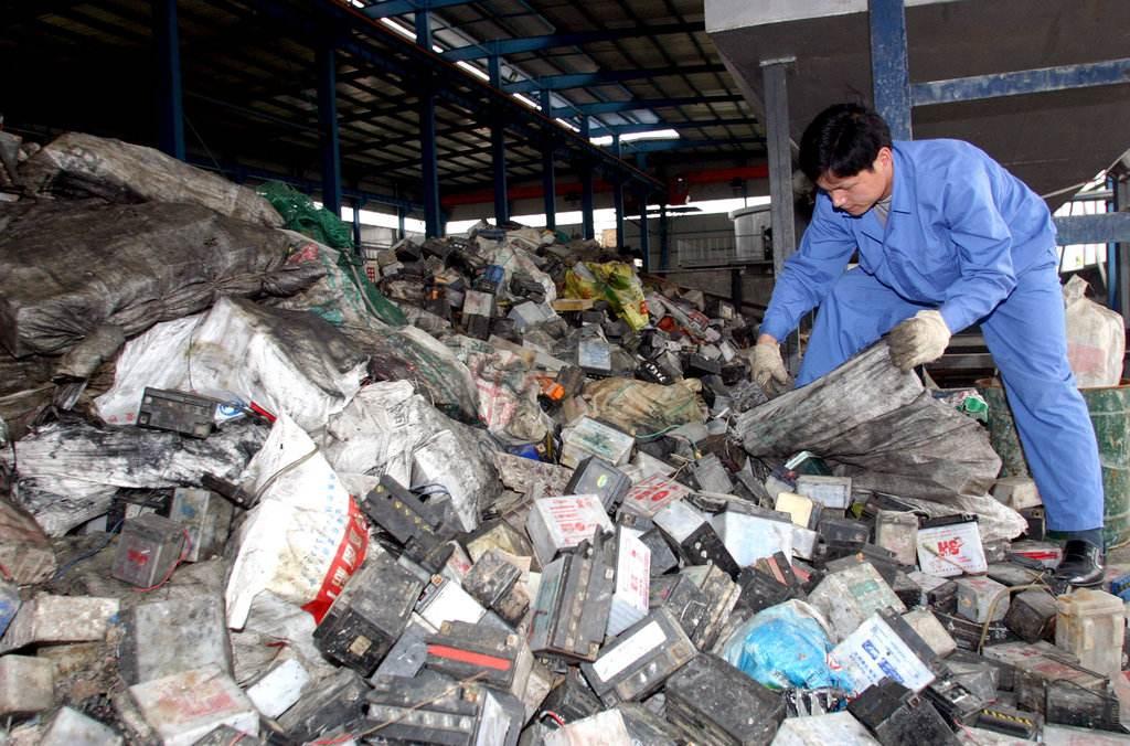 九部门印发《废铅蓄电池污染防治行动方案》 2020年实现废铅蓄电池规范收集率40%