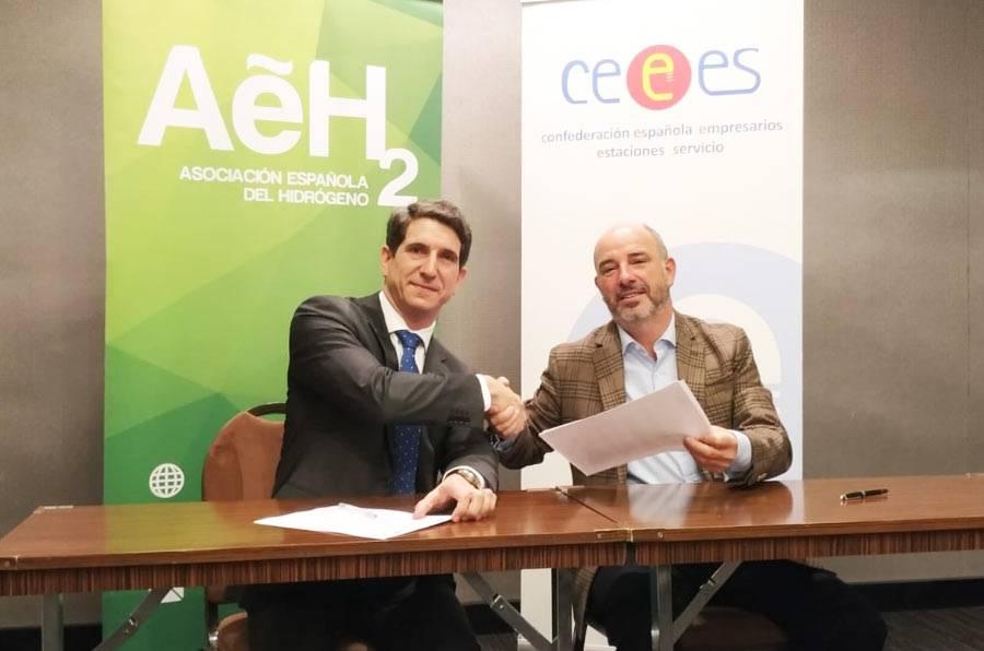 西班牙:签署合作协议以促进氢气作为运输燃料