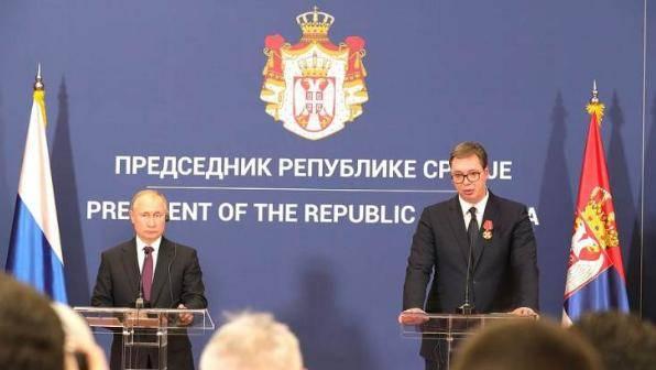 俄罗斯和塞尔维亚开展核电合作