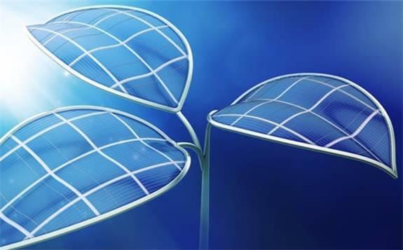 太阳能新用途:将水分解为氢气和氧气