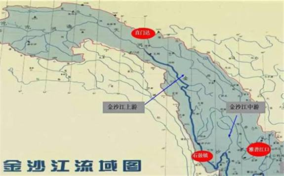 金沙江流域已成为了世界上水电站建设最密集的地区之一
