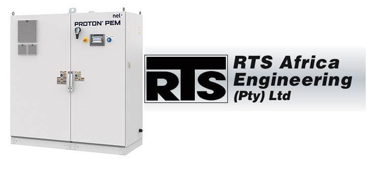 挪威Nel Hydrogen公司为RTS Africa提供氢电解槽技术解决方案
