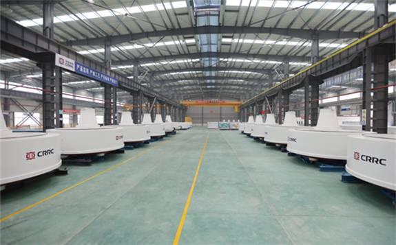 安阳风电装备制造业座谈会在安阳高新区举行