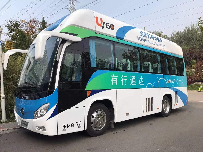 2018年福田汽车在氢燃料领域捷报频传业绩如何?2019能否喜迎开门红?