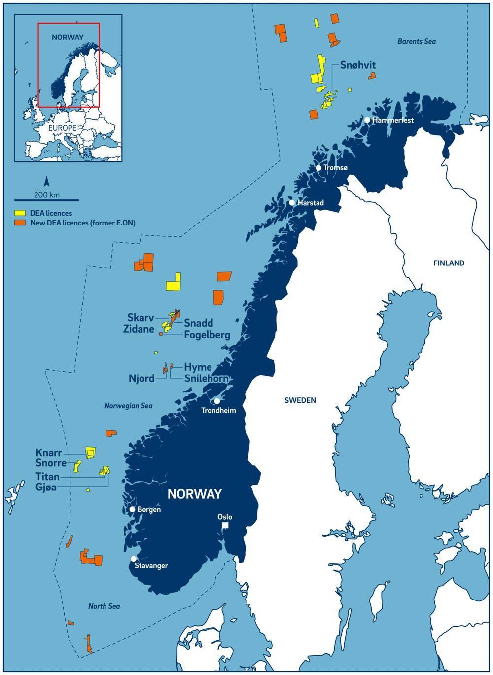 德国煤炭淘汰计划实施  将增加对挪威天然气的需求