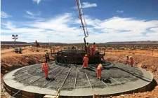 南非风电场正在试图减少碳足迹