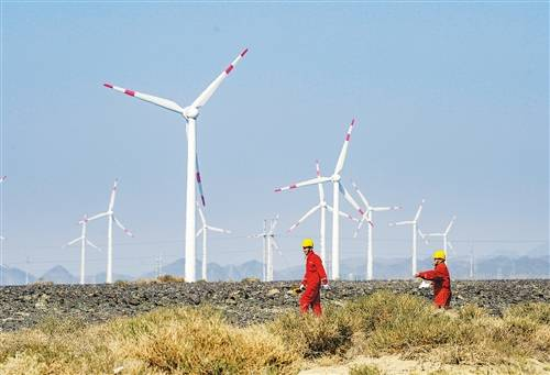 竞争配置加剧风电市场竞争 风电平价上网即将到来!