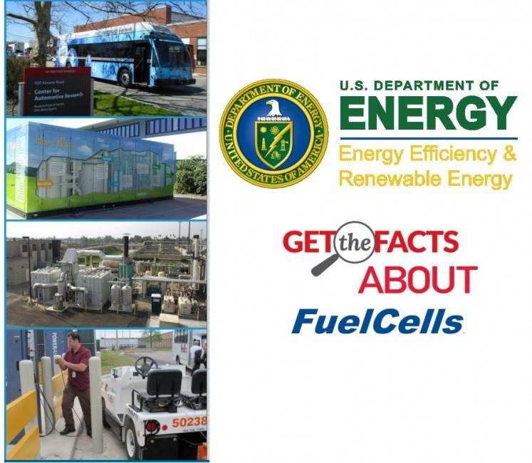 美国一辆燃料电池公共汽车驾驶时间已超过DOE/DOT目标  达25000小时以上!
