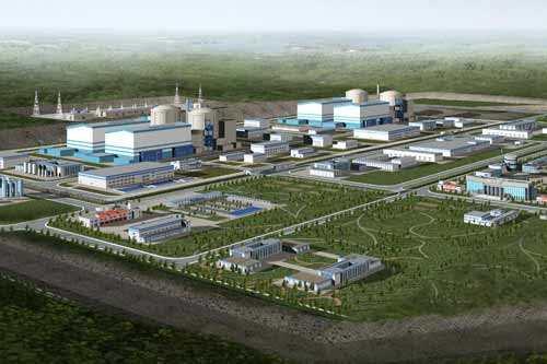 海南核电1号机组第三次大修正式开始