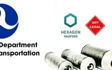 海克斯康获DOT特别许可,同时在为美国设计氢气运输系统