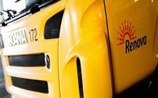斯堪尼亚正与瑞典西部废物处理公司Renova一起开发燃料电池垃圾车