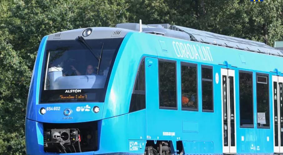 氢能列车即将到来 - 他们可以摆脱柴油吗?