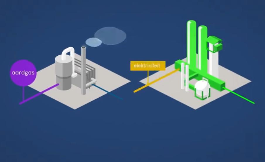 H-vision:探索鹿特丹工业区蓝色氢气发展 实现脱碳能源