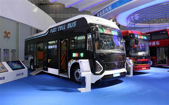 预计2020年将推广1万辆氢燃料电池商用车