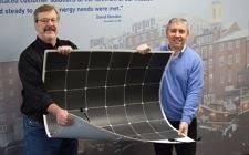 美国能源公司推广用于石油储罐的太阳能电池板