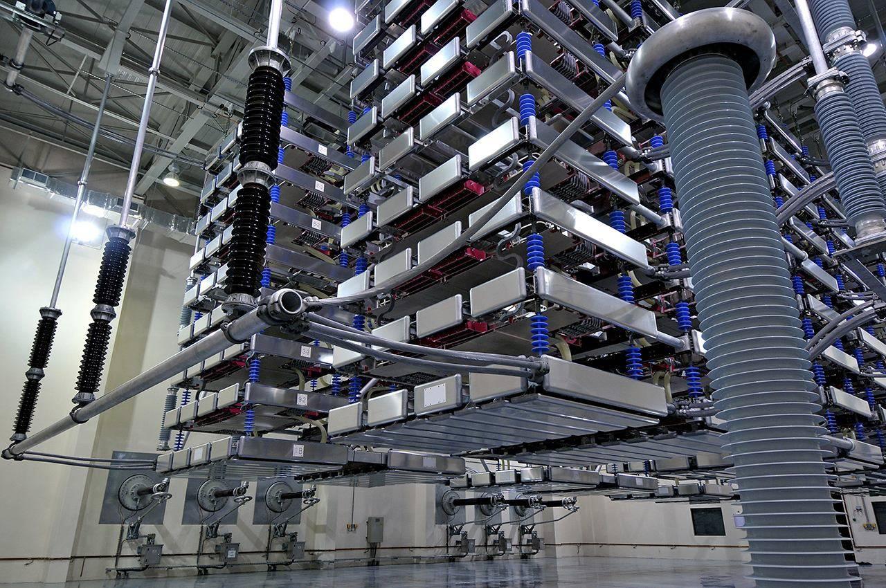 2018年全球高压直流输电市场规模达82亿美元