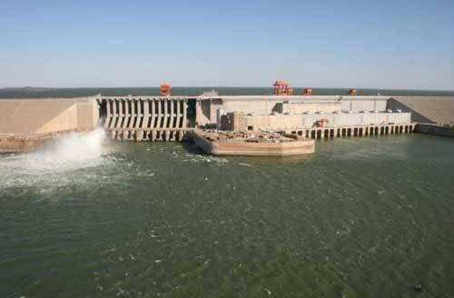 三峡集团承建的三座大坝项目集体亮相苏丹货币