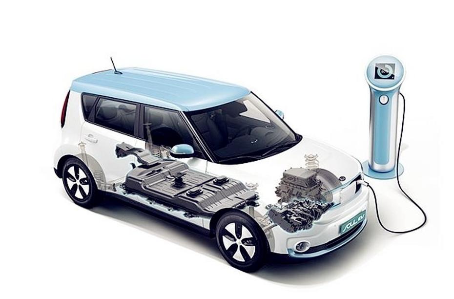 台媒:大陆已成电动汽车产销最大国  全球汽车制造商摩拳擦掌