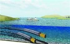 海南电网二回联网工程开始敷设海底电缆