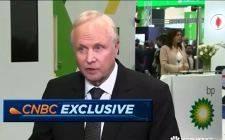 英国BP公司CEO就全球石油市场的不确定性发表个人看法