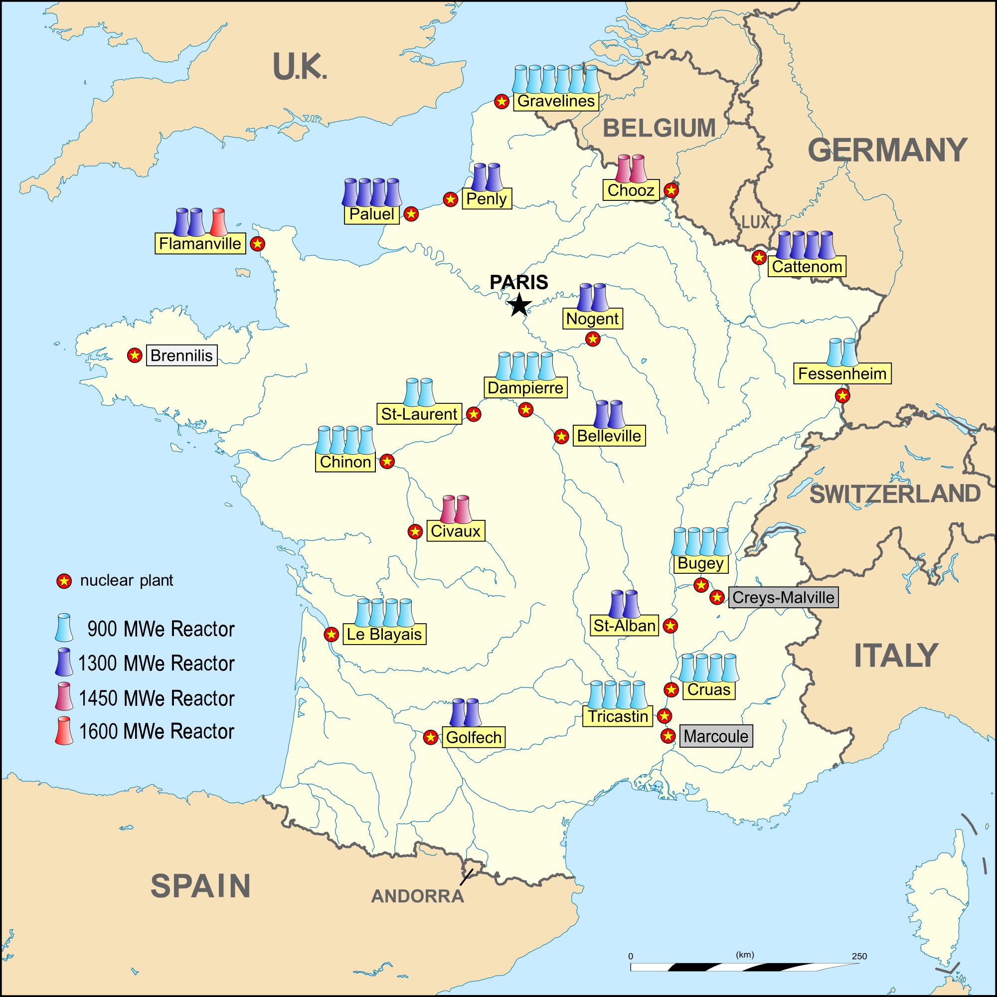 法国积极推动能源转型 减少对核电依赖