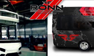 罗恩汽车集团在中国建造其首个全电动轻型纳米复合氢燃料电池客车