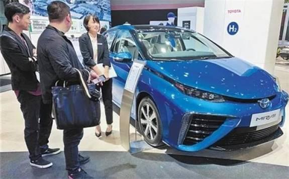 燃料电池有了技术新突破 纯电动汽车发展势头将如何?