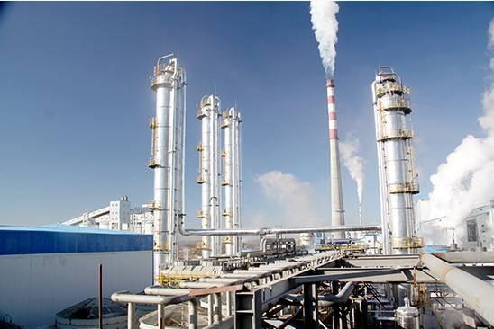 山西焦煤集团100万吨/年煤制甲醇项目最新进展