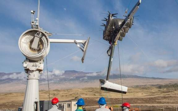Makani将在壳牌的帮助下将其风筝风力技术带到海上