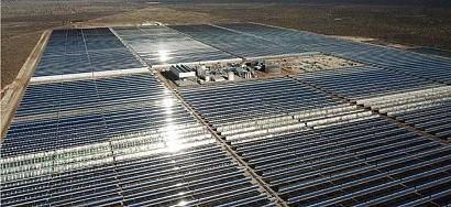 法国Engie宣布启动Kathu热力太阳能发电厂