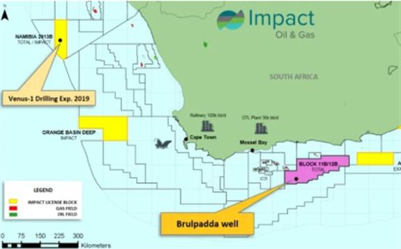 """道达尔在南非海岸发现""""湿""""天然气   预估储量超10亿桶!"""