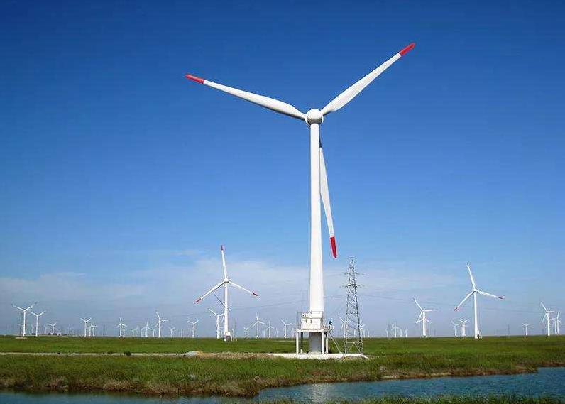 江苏大丰扩建100MW海上风电项目风力发电机组及附属设备集中采购招标公告