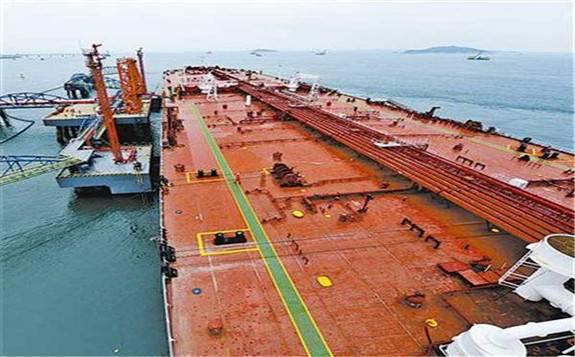 中石化与连云港港口合资建设和经营30万吨级原油码头