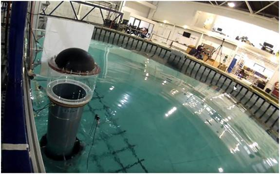 橡胶制波浪能系统,比过去研究更便宜、耐用与简易,预计装置容量为 500KW