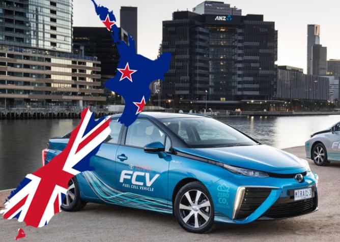 氢能即将成为新西兰的一个主要新兴产业
