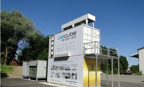 流体电池制造商CellCube布局英国储能市场