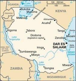 坦桑尼亚启动2,115兆瓦的Rufiji水电项目建设