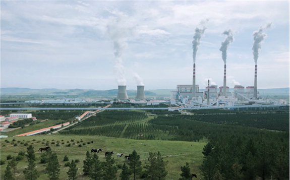四川焕发煤电绿色生机