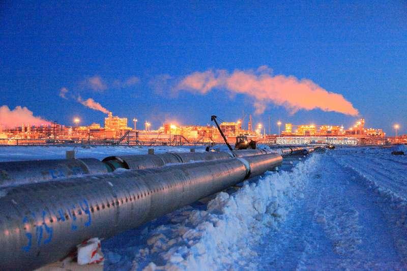 中国天然气进口量创历史新高 为980.9万吨