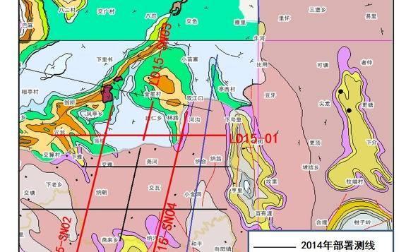 """广西页岩气取得新进展,""""桂柳地1井""""发现气测异常4段,现场最大解吸气量为2.9立方米/吨"""